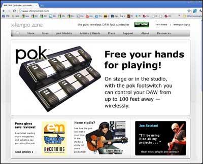 X-Tempo Zone WordPress Website