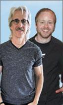 Michael and Craig