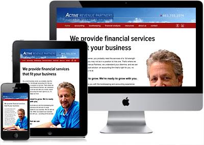 ARP Responsive Site