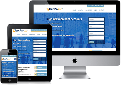 TeccPay High Risk Merchant Services