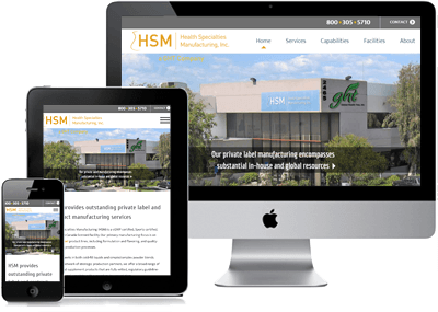 Health Specialties Manufacturing
