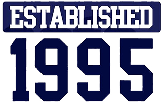 Established 1995 graphic