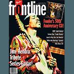 Frontline Magazine Cover 20 - Jimi Hendrix