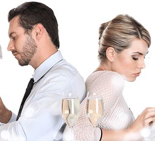 Married couple ripe for divorce