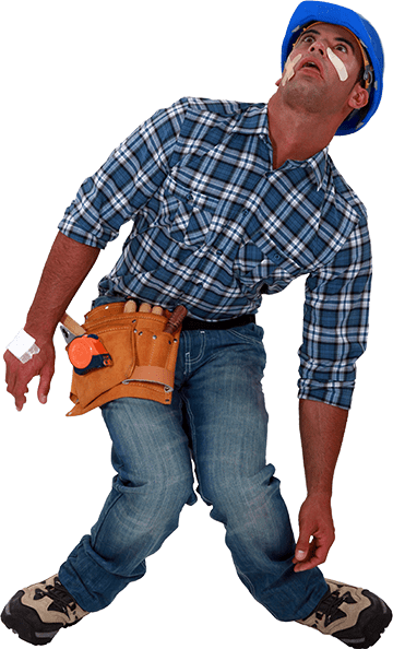 Inept handyman